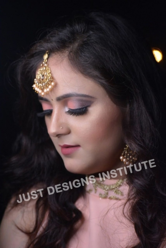 Makeup for Sangeet Ceremony